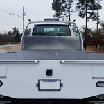 2004 F650: Blue to White Flat Bed