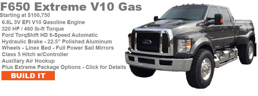 Build A Ford >> Build It F650 Supertrucks