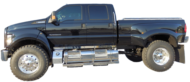 how to build a f650 pickup