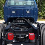 2016 Blue F650 Chassis