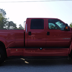 2016 Red F650 Pickup