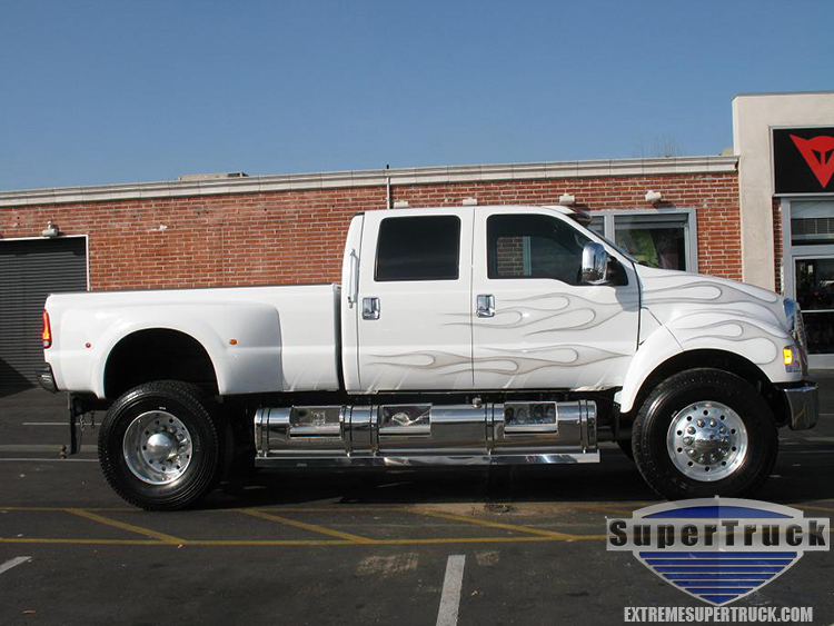 F650 6 Door Super Truck For Sale