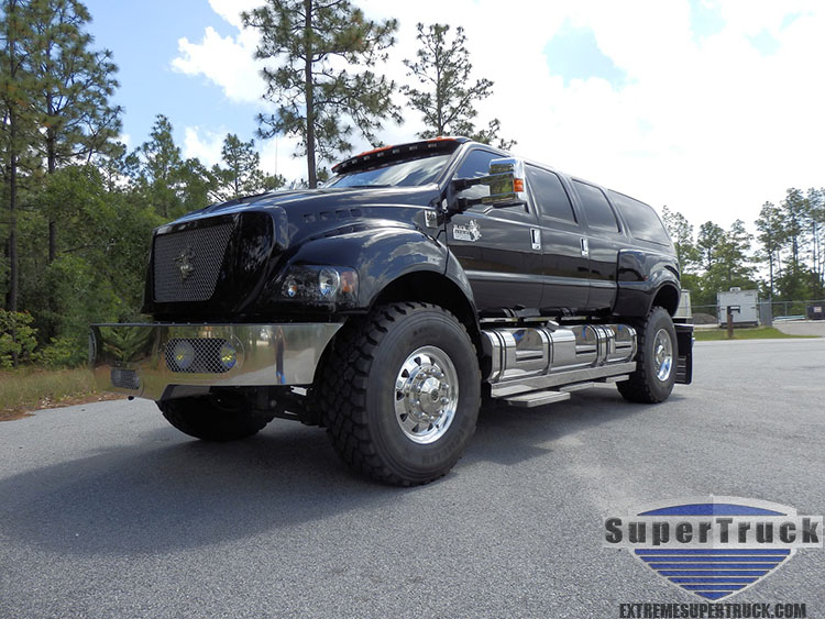 Black Knight Xuv F650 Supertrucks