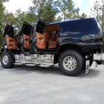 Most awesome truck ever made. Extreme six-door Supertruck XUV Extreme Utility