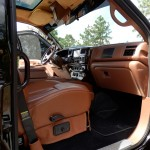 ... Xtreme Utility Vehicle With Custom Suede Headliner Interior, Full  Interior Color Change To Match The ...