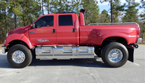 Used Custom 2008 F650 For Sale