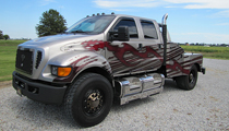 2004 ford f750 towing capacity