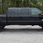 Saddle Up! 2015 6-Door F350