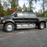 2011 Six Door Ford F650