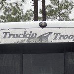 Truckin4Troops Hauler to Pickup Conversion