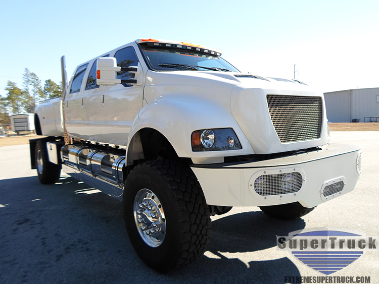 2013 Ford F650 Extreme 6 Door Supertruck